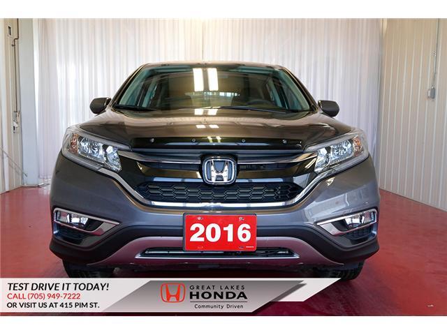 2016 Honda CR-V SE (Stk: H5927A) in Sault Ste. Marie - Image 2 of 21