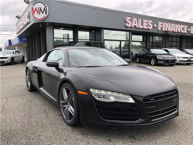 2015 Audi R8 4.2 (Stk: 15-001000A) in Abbotsford - Image 1 of 15