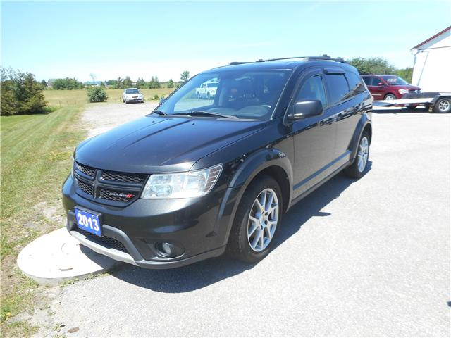 2013 Dodge Journey R/T (Stk: NC 3605) in Cameron - Image 1 of 11