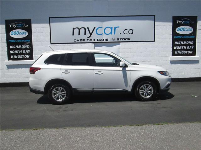 2016 Mitsubishi Outlander ES (Stk: 180598) in Kingston - Image 1 of 13