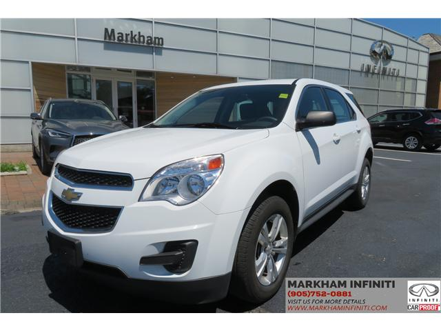 2015 Chevrolet Equinox LS (Stk: P2999A) in Markham - Image 1 of 17