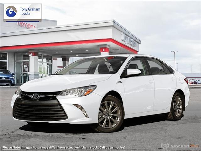 2017 Toyota Camry Hybrid XLE (Stk: D11015) in Ottawa - Image 1 of 1