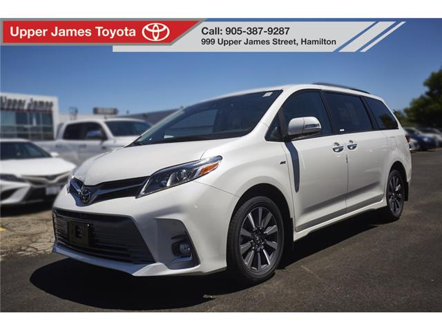 2018 Toyota Sienna Limited 7-Passenger (Stk: 180809) in Hamilton - Image 1 of 19