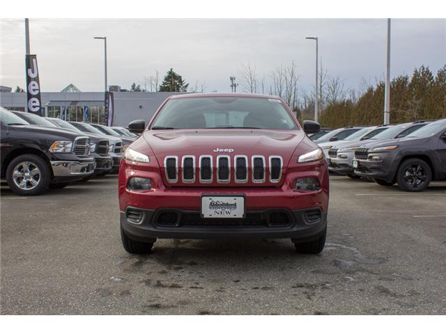 2017 Jeep Cherokee Sport (Stk: AG0791) in Abbotsford - Image 2 of 30
