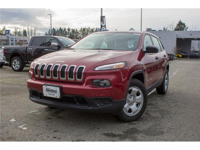 2017 Jeep Cherokee Sport (Stk: AG0791) in Abbotsford - Image 3 of 30