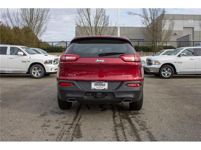2017 Jeep Cherokee Sport (Stk: AG0791) in Abbotsford - Image 6 of 30