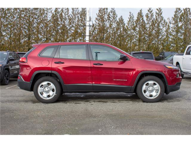 2017 Jeep Cherokee Sport (Stk: AG0791) in Abbotsford - Image 8 of 30