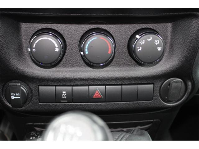 2018 Jeep Wrangler JK Sport (Stk: L900345) in Courtenay - Image 14 of 30