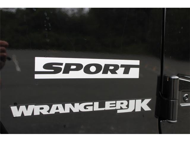 2018 Jeep Wrangler JK Sport (Stk: L900345) in Courtenay - Image 23 of 30
