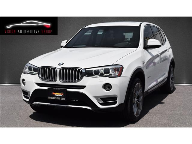 2015 BMW X3 xDrive28d (Stk: 95798) in Toronto - Image 1 of 28