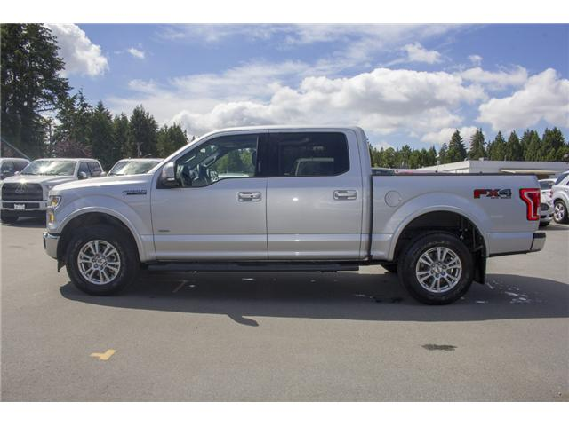 2017 Ford F-150 Lariat (Stk: P6118) in Surrey - Image 4 of 28
