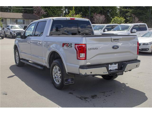 2017 Ford F-150 Lariat (Stk: P6118) in Surrey - Image 5 of 28
