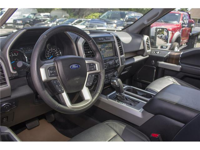 2017 Ford F-150 Lariat (Stk: P6118) in Surrey - Image 13 of 28