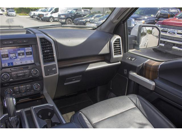 2017 Ford F-150 Lariat (Stk: P6118) in Surrey - Image 16 of 28