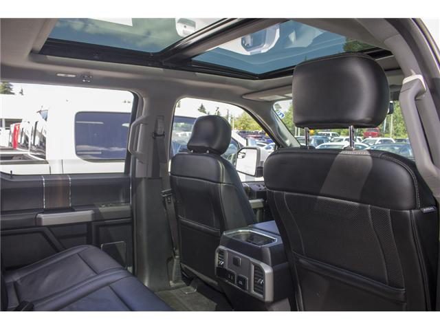 2017 Ford F-150 Lariat (Stk: P6118) in Surrey - Image 17 of 28