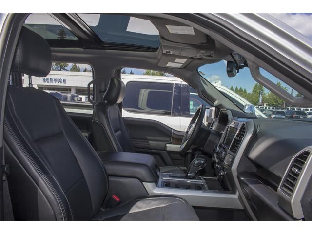 2017 Ford F-150 Lariat (Stk: P6118) in Surrey - Image 19 of 28