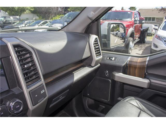 2017 Ford F-150 Lariat (Stk: P6118) in Surrey - Image 27 of 28
