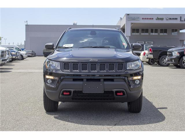 2017 Jeep Compass Trailhawk (Stk: EE893560) in Surrey - Image 2 of 26
