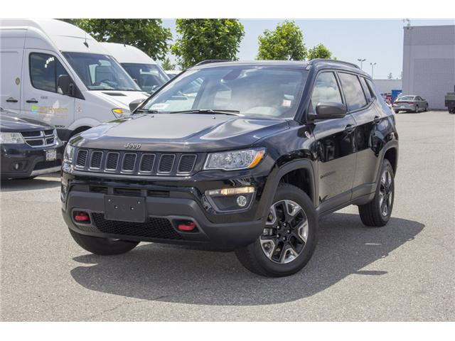2017 Jeep Compass Trailhawk (Stk: EE893560) in Surrey - Image 3 of 26