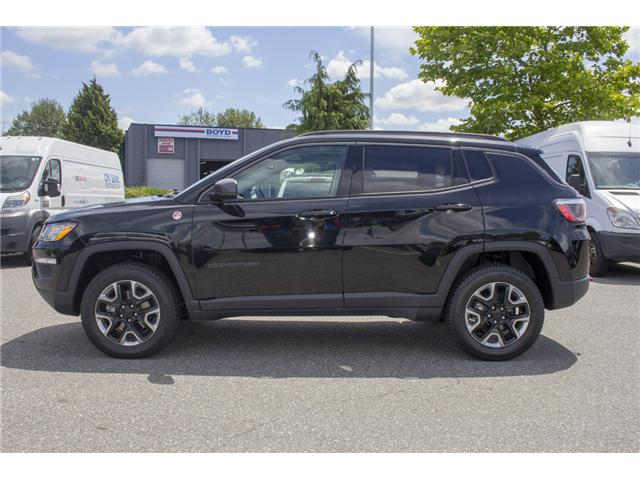 2017 Jeep Compass Trailhawk (Stk: EE893560) in Surrey - Image 4 of 26