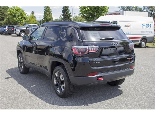 2017 Jeep Compass Trailhawk (Stk: EE893560) in Surrey - Image 5 of 26