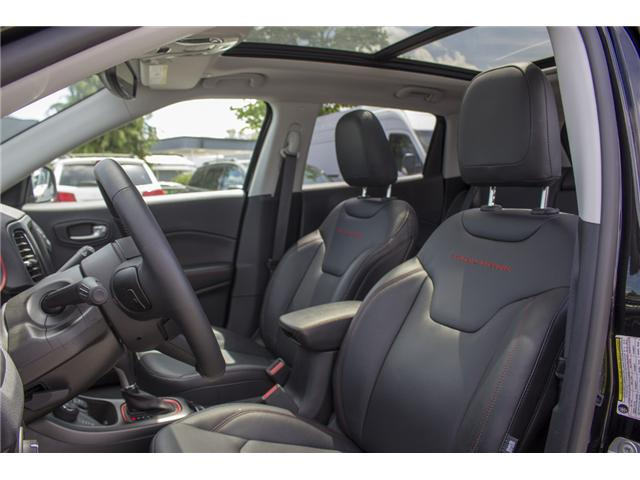 2017 Jeep Compass Trailhawk (Stk: EE893560) in Surrey - Image 10 of 26