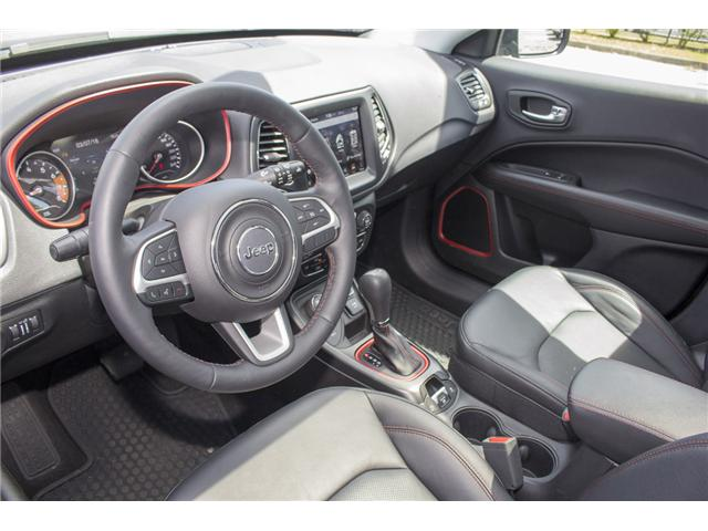 2017 Jeep Compass Trailhawk (Stk: EE893560) in Surrey - Image 11 of 26