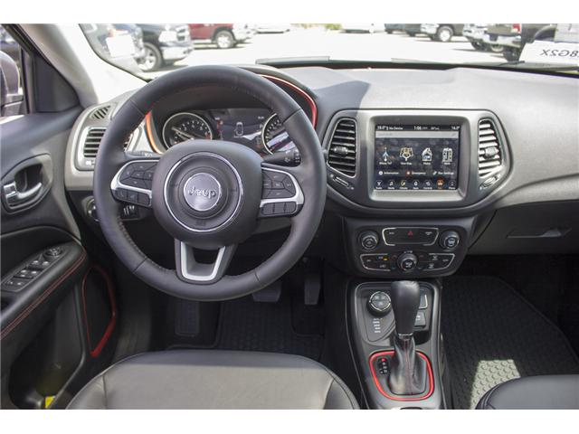 2017 Jeep Compass Trailhawk (Stk: EE893560) in Surrey - Image 13 of 26