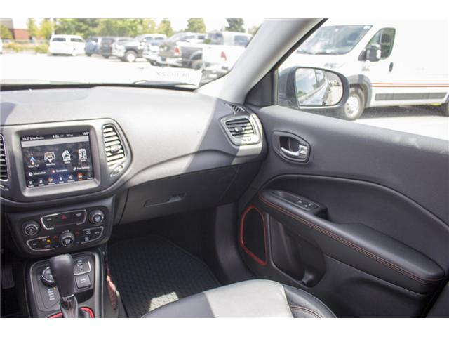 2017 Jeep Compass Trailhawk (Stk: EE893560) in Surrey - Image 14 of 26