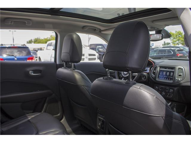 2017 Jeep Compass Trailhawk (Stk: EE893560) in Surrey - Image 15 of 26