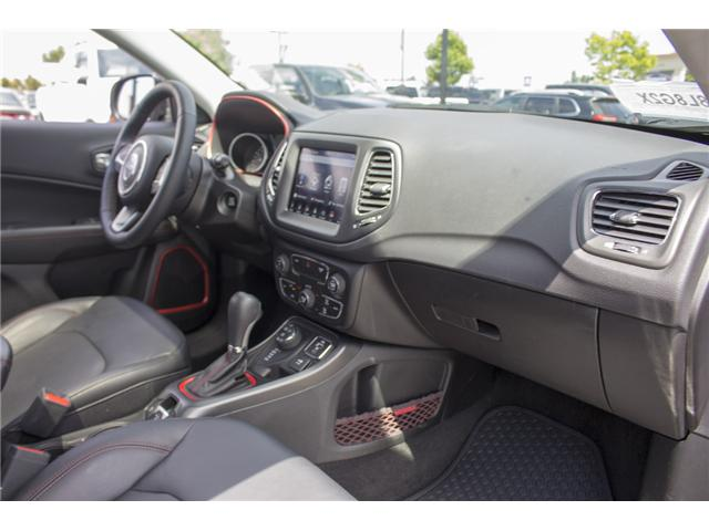 2017 Jeep Compass Trailhawk (Stk: EE893560) in Surrey - Image 16 of 26