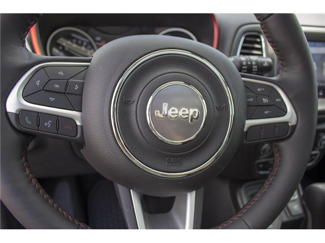 2017 Jeep Compass Trailhawk (Stk: EE893560) in Surrey - Image 19 of 26