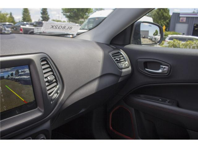 2017 Jeep Compass Trailhawk (Stk: EE893560) in Surrey - Image 25 of 26