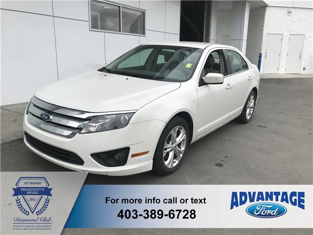 2012 Ford Fusion SE (Stk: 5249A) in Calgary - Image 1 of 10
