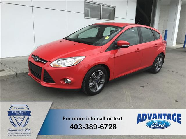 2014 Ford Focus SE (Stk: J-1126A) in Calgary - Image 1 of 10