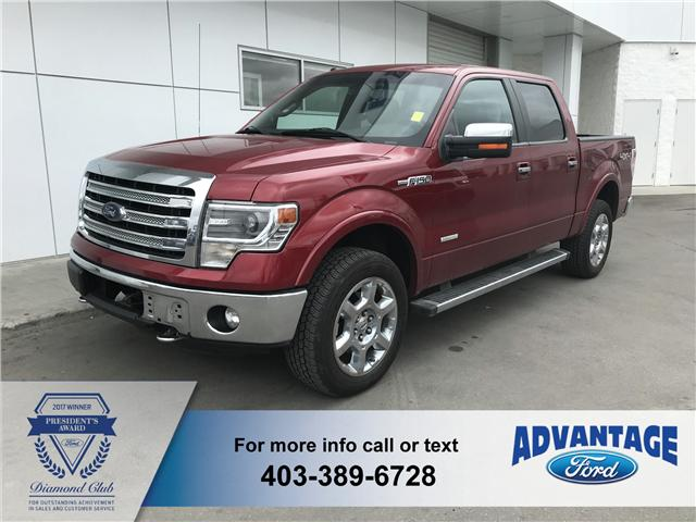 2013 Ford F-150 Lariat (Stk: T22451A) in Calgary - Image 1 of 10