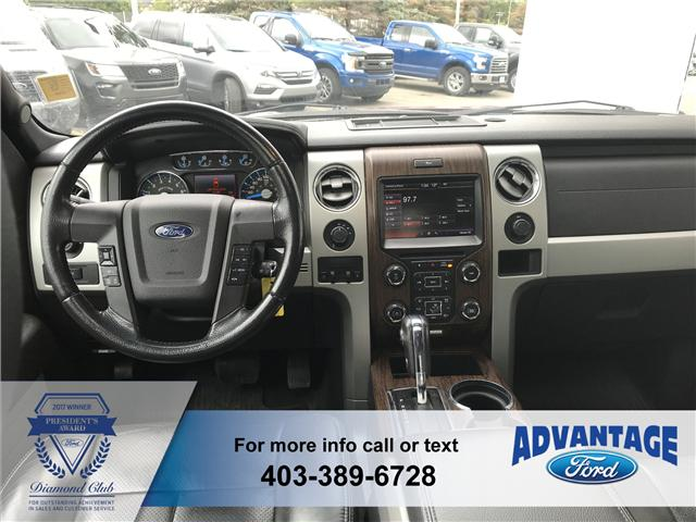 2013 Ford F-150 Lariat (Stk: T22451A) in Calgary - Image 2 of 10