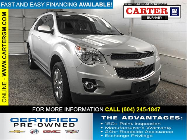2012 Chevrolet Equinox 1LT Bluetooth - Rear View Camera