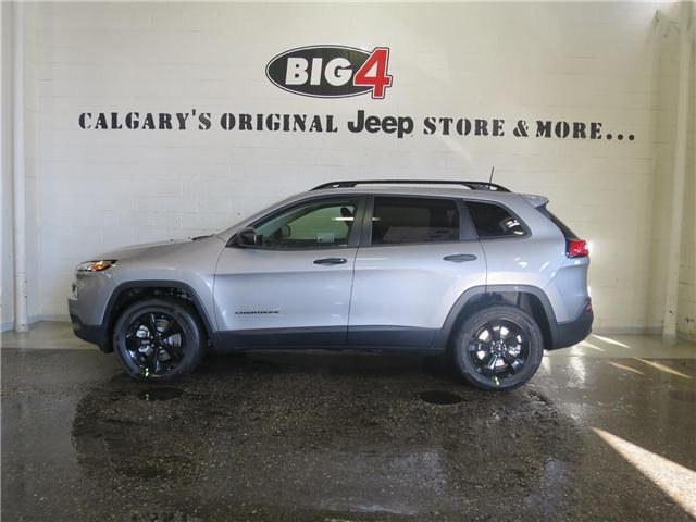 2018 Jeep Cherokee Sport (Stk: L274) in Calgary - Image 1 of 6