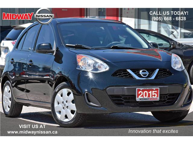 2015 Nissan Micra SV (Stk: U1343) in Whitby - Image 1 of 21