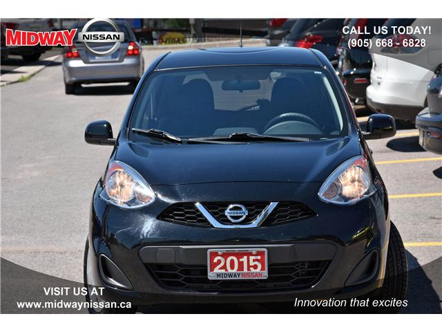 2015 Nissan Micra SV (Stk: U1343) in Whitby - Image 2 of 21
