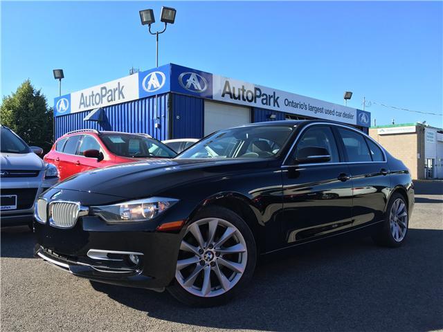 2014 BMW 320i xDrive (Stk: 14-85829) in Georgetown - Image 1 of 27