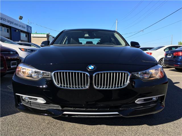 2014 BMW 320i xDrive (Stk: 14-85829) in Georgetown - Image 2 of 27