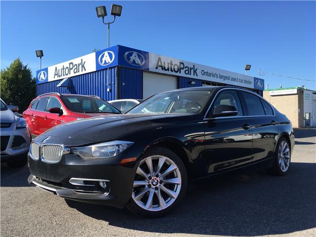 2014 BMW 320i xDrive (Stk: 14-85826) in Georgetown - Image 1 of 26