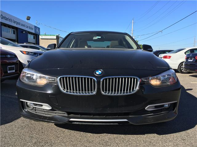2014 BMW 320i xDrive (Stk: 14-85826) in Georgetown - Image 2 of 26