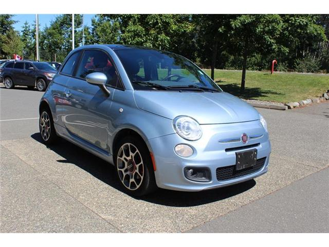 2013 Fiat 500 Sport (Stk: 11486A) in Courtenay - Image 1 of 16