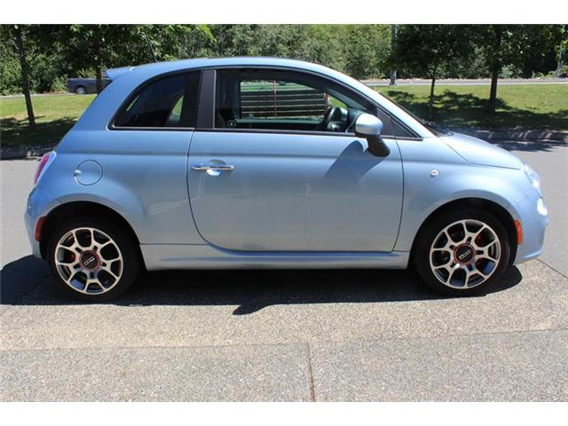 2013 Fiat 500 Sport (Stk: 11486A) in Courtenay - Image 2 of 16