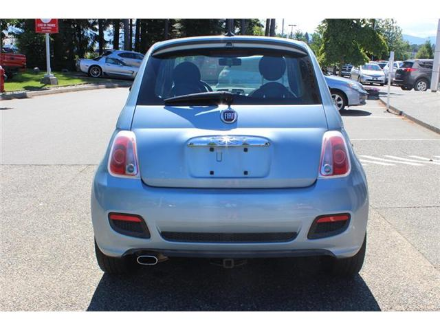 2013 Fiat 500 Sport (Stk: 11486A) in Courtenay - Image 4 of 16