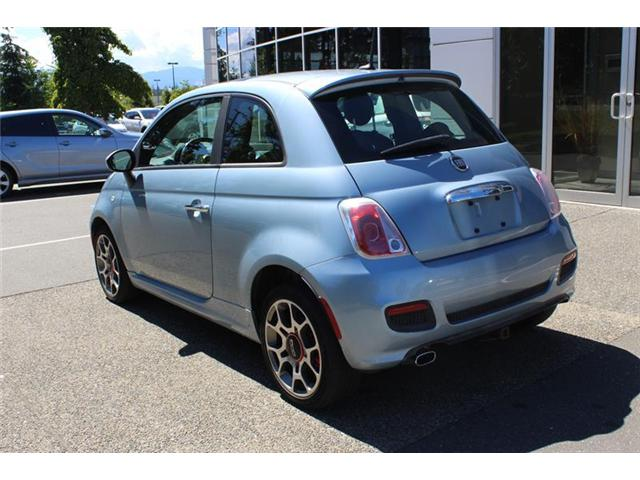 2013 Fiat 500 Sport (Stk: 11486A) in Courtenay - Image 5 of 16