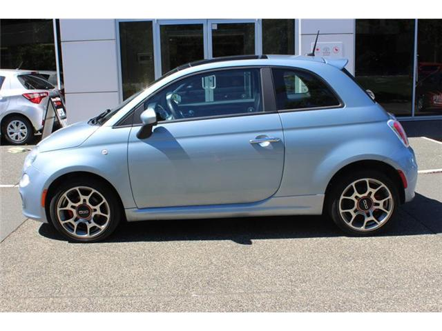 2013 Fiat 500 Sport (Stk: 11486A) in Courtenay - Image 6 of 16